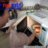 Cách sử dụng lò viba an toàn