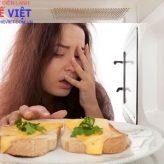 4 Nguyên nhân khiến thức ăn nấu bằng lò viba không hiệu quả